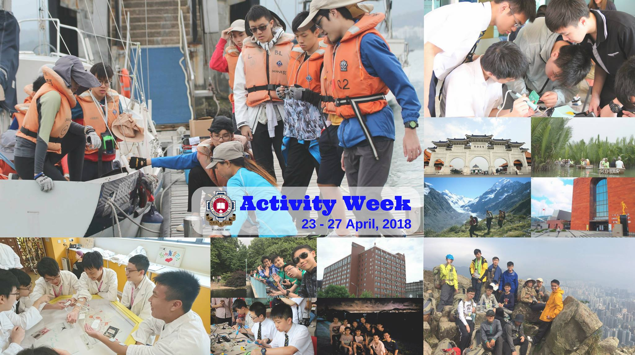 Activity Week for Forms 1 to 4